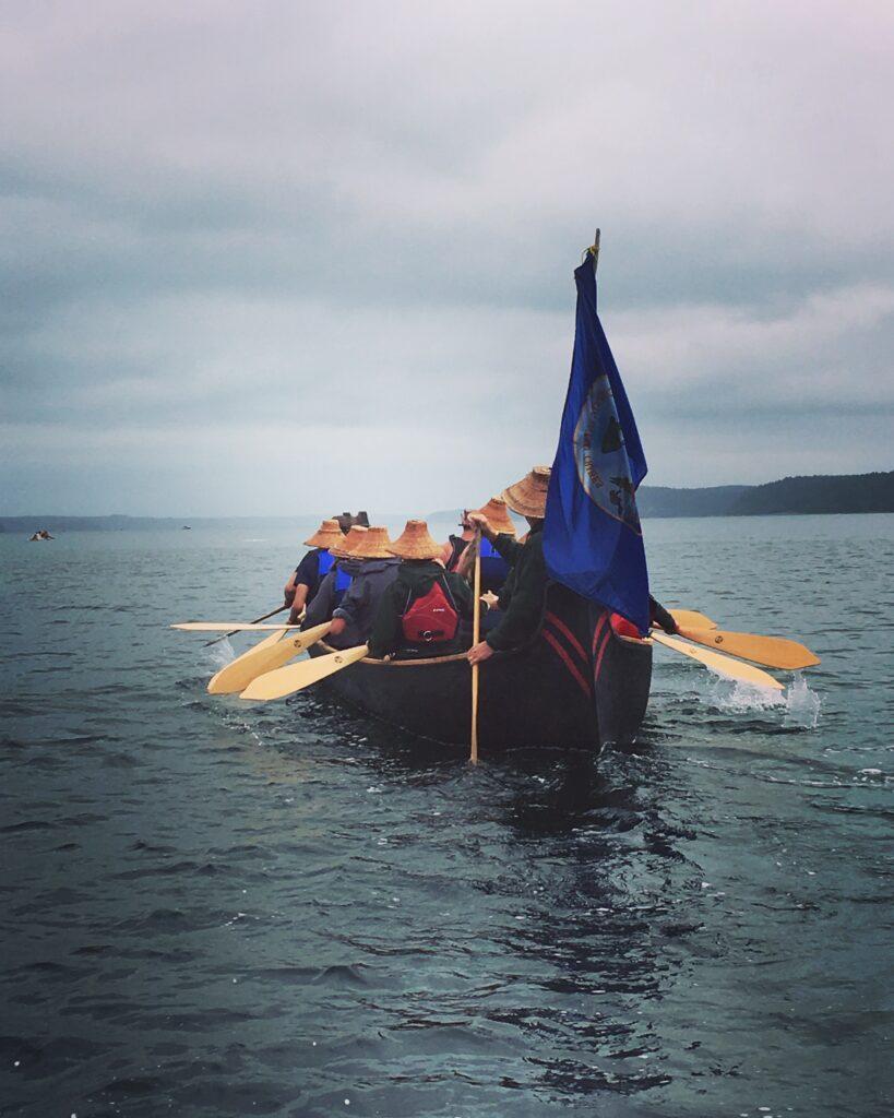2016 canoe journey